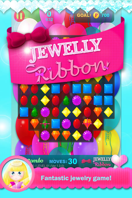 Jewelly Ribbon Preview